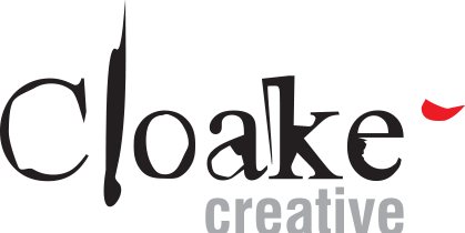 CLOAKECREATIVE Logo
